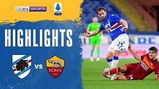 Sampdoria 2-0 Roma Pekan 34