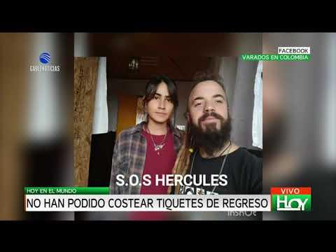 Cerca de 500 argentinos se encuentran varados en Colombia y quieren ser repatriados