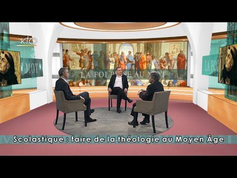 2020-01-12 SCOLASTIQUE : FAIRE DE LA THÉOLOGIE AU MOYEN-ÂGE