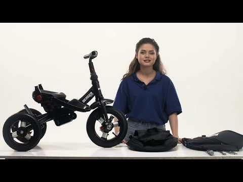 Велосипед LUXE AIR 12 WERTER BERGER трехколесный