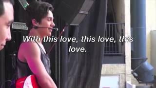The One I've Waited For by Austin Mahone (Lyrics)