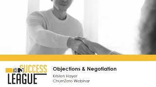 The Right Way to Handle Customer Objections & Negotiations
