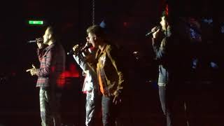 Backstreet Boys   Breathe  Don't Wanna Lose You Now  I'll Never Break Your Heart