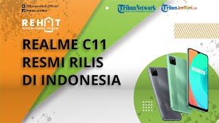 REHAT: Realme C11 Terbaru Resmi Rilis di Indonesia, Dibekali Memori Lebih Besar Harga Rp1,5 Jutaan
