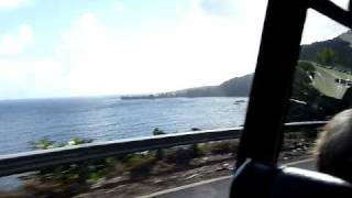 preview picture of video 'Road to Hana | Honomanu Bay'