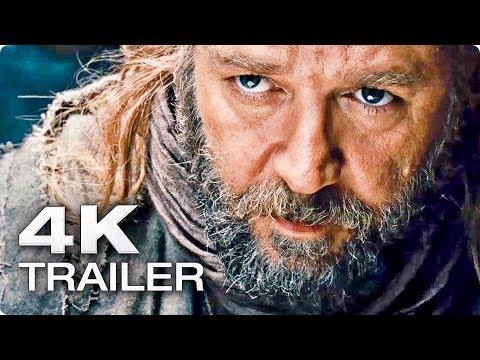 Noah offizieller trailer deutsch german   2014 russell crowe  4k