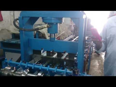Roll Forming Machine In Ludhiana रोल फॉर्मिंग मशीन