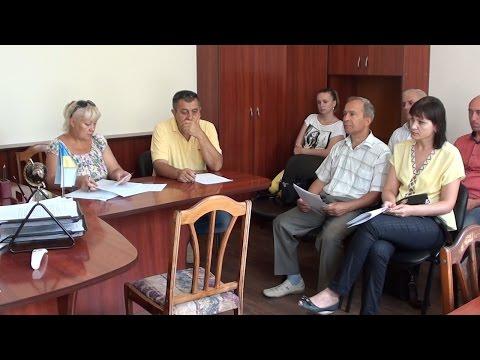 14я сессия (внеочередная) VII созыва Сергеевского поселкового Совета народных Депутатов