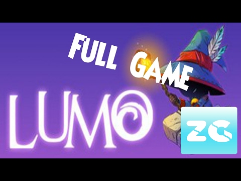 Lumo (Pc Steam) Walkthrough Full Game Part 1 Ending Gameplay HD