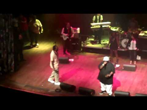 Dirty Rotten Radio @ HOB Dallas 7-23-11 8-Ball & MJG