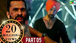 Singh Is Bliing (2015) | Akshay Kumar, Amy Jackson, Lara Dutta | Hindi Movie Part 5 of 10 | HD 1080p