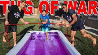 Tug Of War ICE Pool Challenge!