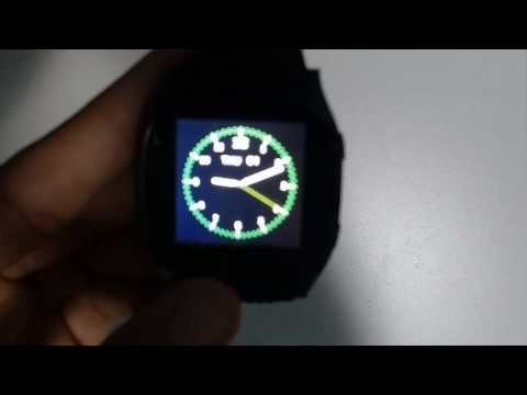 Review LYNWO T8 1.54-inch MTK6261D Bluetooth Pedometer TF Card Extend GSM Smart Watch