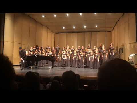 SJHHS Fall Choir Concert 2019: Advanced Women's Choir