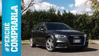 Audi A3 Sportback   Perché comprarla… e perché no