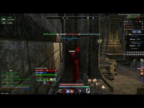 Video] 57k ap bomb in Vivec on IA — Elder Scrolls Online
