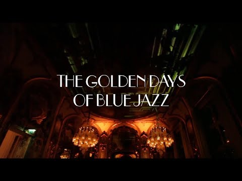 The Golden Days of Blue Jazz - Baccarat Party, spring/summer 2018 collection launch