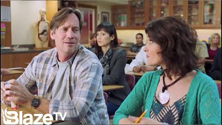 Kevin Sorbo Fights the PC Police at His Son's School