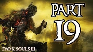 ► Dark Souls 3 | #19 | Yhorm the Giant w/CIBULKA! | CZ Lets Play / Gameplay [1080p] [PC]