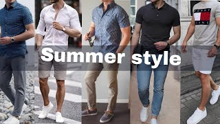 2019 Summer Casual Fashion For Mens | Summer Casual Look Trends 😎😎 For Mens