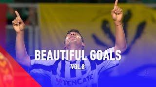 BESTE GOALS IN EREDIVISIE | BEAUTIFUL GOALS VOL #8
