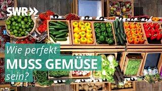 Misfits aus dem Lebensmittelladen: Krummes Gemüse und Obst essen statt wegwerfen | Marktcheck SWR