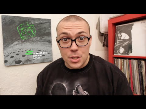 Thom Yorke - Tomorrow's Modern Boxes ALBUM REVIEW