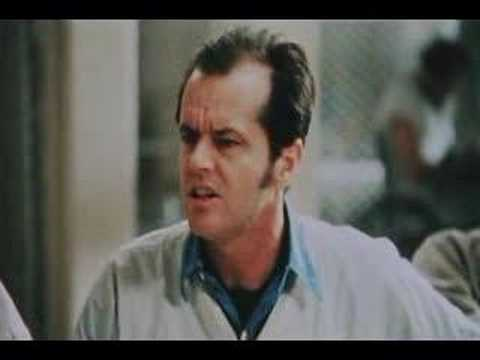 ONE FLEW OVER THE CUCKOO'S NEST - HQ Trailer ( 1975 )