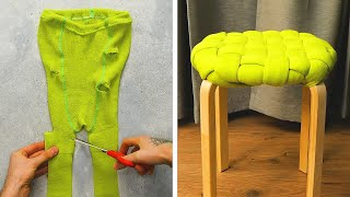 30 AWESOME DECOR LIFE HACKS || 5-Minute Projects For Your Home!