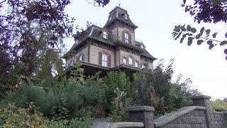 Phantom Manor At Disneyland Paris Full POV Ride Experience (Haunted Mansion) Original Version HD