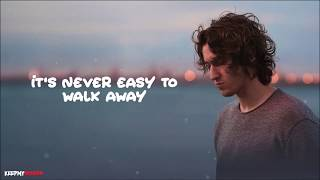 Dean Lewis   Be Alright ( Lyrics Video )