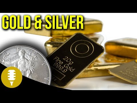 Gold Prices Continue Forward As Silver Plays Catch Up   Golden Rule Radio