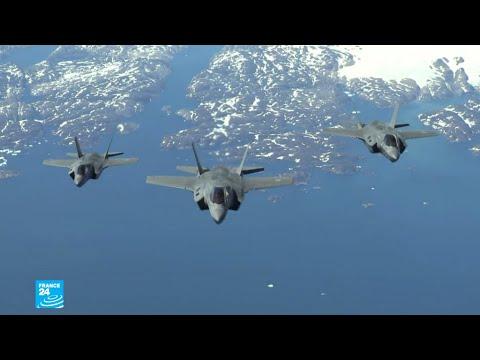 """واشنطن تبلغ أنقرة رسميا بإخراجها من برنامج مقاتلات """"أف 35"""""""