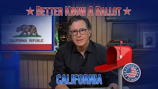 "California, Confused About Voting In The 2020 Election? ""Better Know A Ballot"" Is Here To Help! thumbnail"
