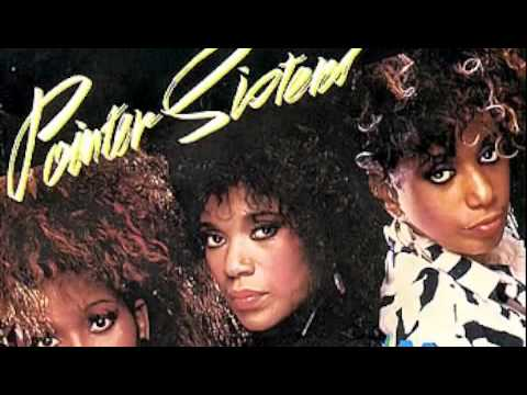 The Pointer Sisters - Dare me (Disco Tech Edit)