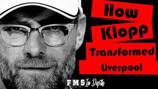 How Jurgen Klopp Transformed Liverpool | Liverpool Champions League 2018/19 | Klopp Tactics