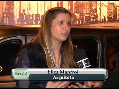 ARCHI na TV Pizzaria Alcapone 25/09/2013