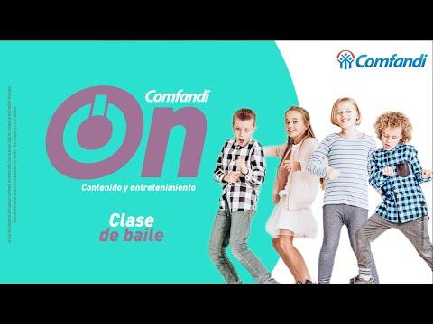 Clase de baile en casa para niños con Rodney Cabezas