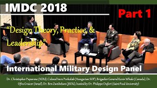 Evening Panel of Leading International Experts — Advanced Military Design