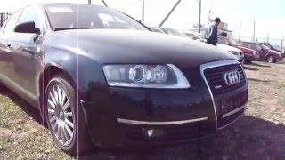 Audi A6. ЧЕСТНЫЙ Отзыв владельца !!!