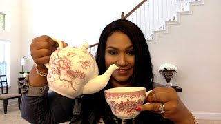 """Meghan Markle's Strategy on Securing the Bag """"Tea"""""""