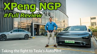 XPeng's NGP Semi-autonomous Driving System is Taking the Fight to Tesla's AutoPilot