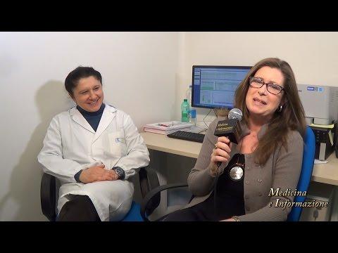 Il trattamento di sintomi di emorroidi previsto