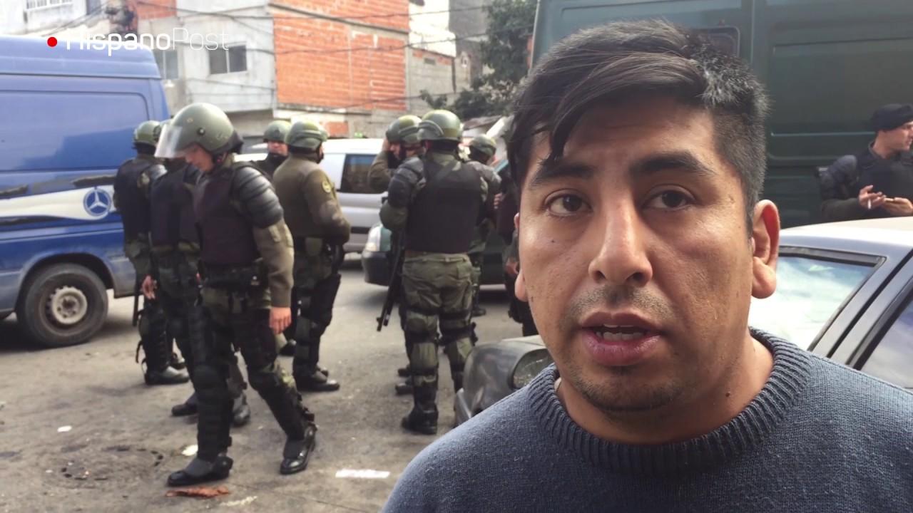 La villa más peligrosa de Buenos Aires
