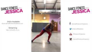 DJ Felli Fel - Boomerang ft. Akon, Pitbull, Jermaine Dupri (Dance Fitness with Jessica)