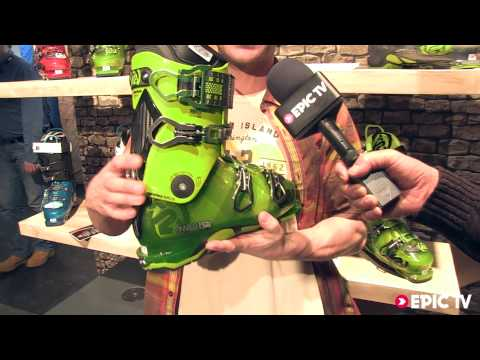 Ski Boot Review: 2014 K2 Pinnacle 130 touring boots ISPO 2013 Award winner