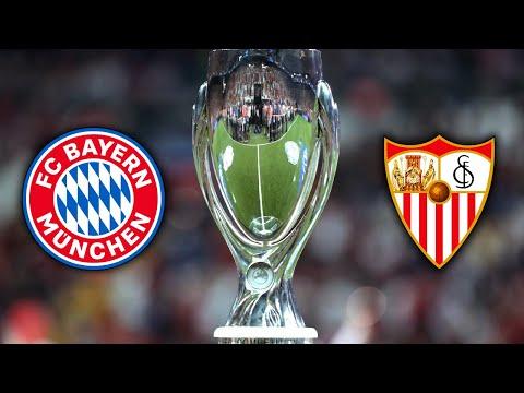 Bayern Munich vs Sevilla 2-1 Super Cup Final 2020 Prediction