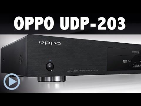 Im Test: OPPO UDP 203 4K UHD Player - HEIMKINORAUM Edition Blu-ray Ultra HD