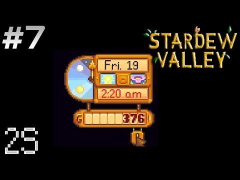 Stardew Valley | 2S | #7 Jak oklamat spánek