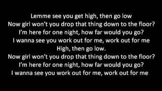 J. Cole - Work Out (Lyrics)